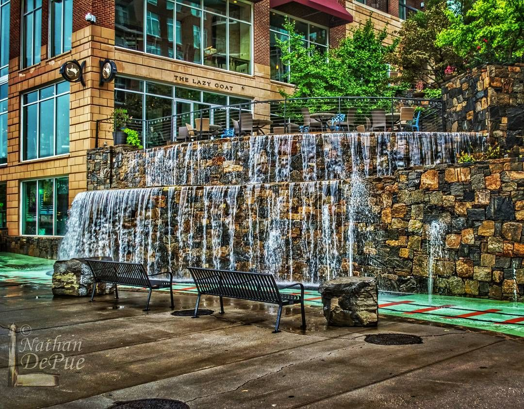 Downtown Greenville Sc By Centerlightstudios