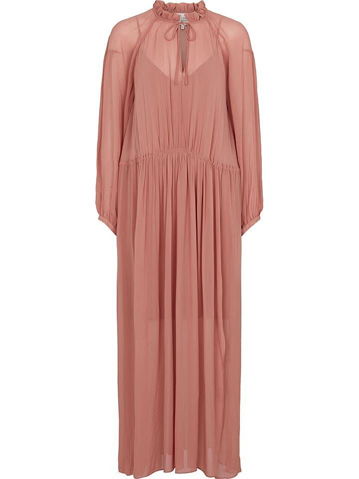 Kleid Branchly In Altrosa Kleider Altrosa Und Rosa
