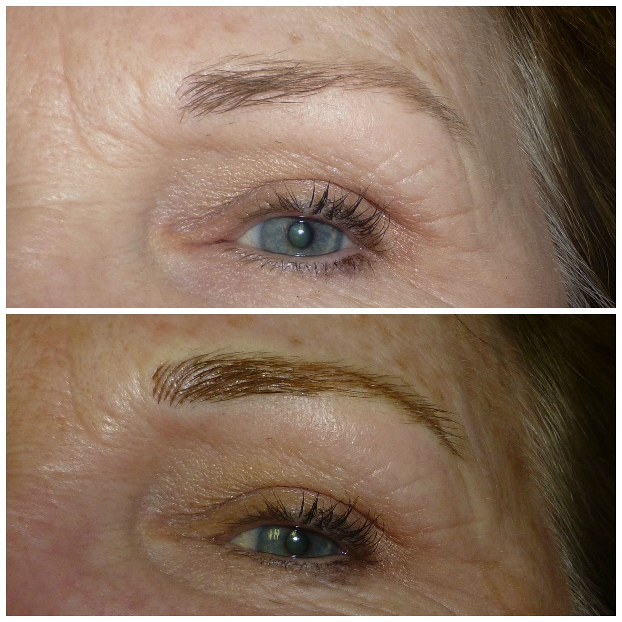 Semi Permanent Makeup is great option for all ages alike