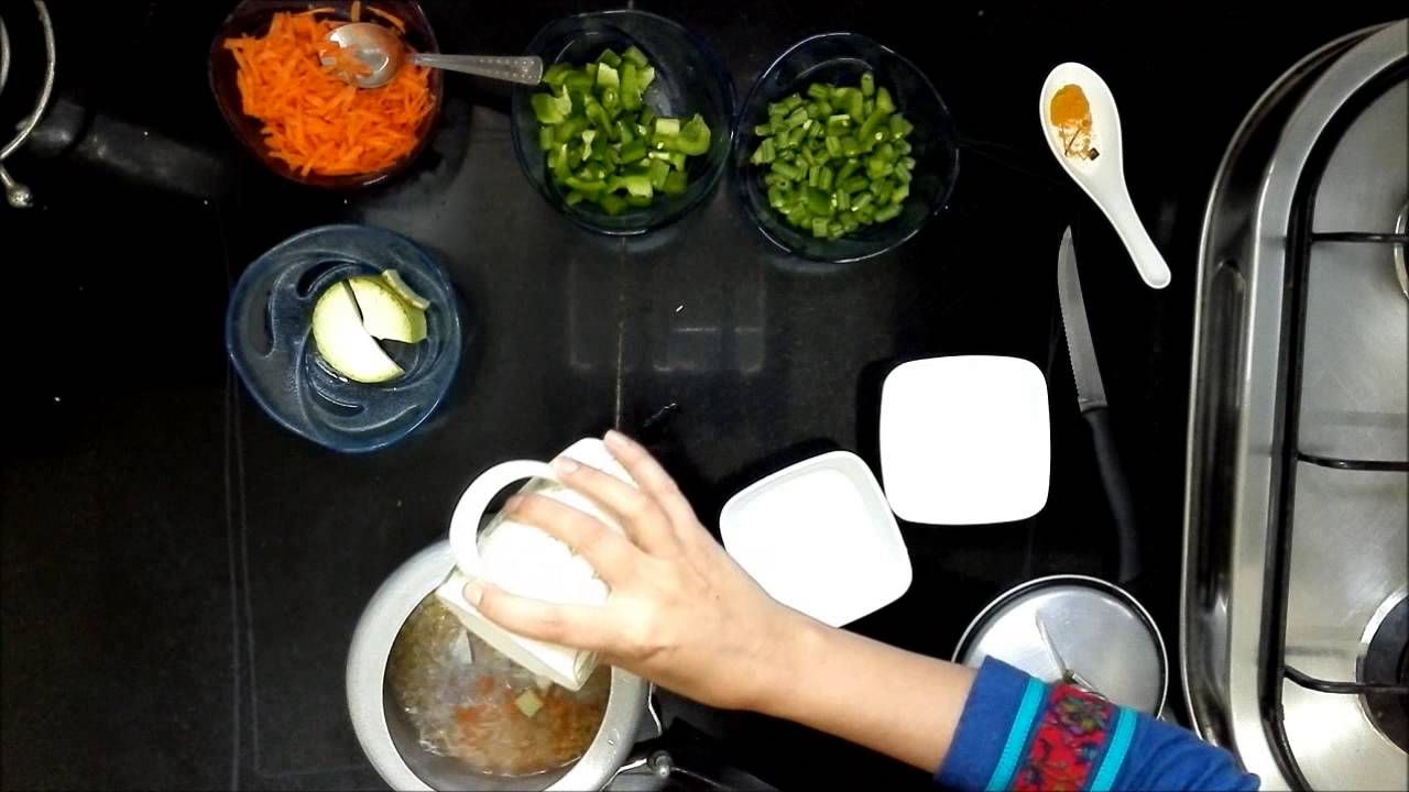 Homemade baby food vegetable khichdi for babies no salt indian healthy baby food recipe moong dal vegetable khichdi for babies months no salt forumfinder Image collections