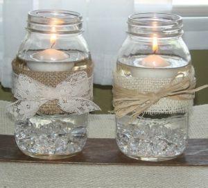Wedding Mason Ball Jars