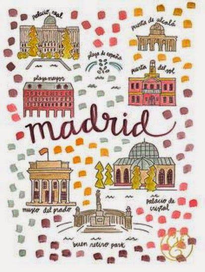 posters de ciudades para imprimir