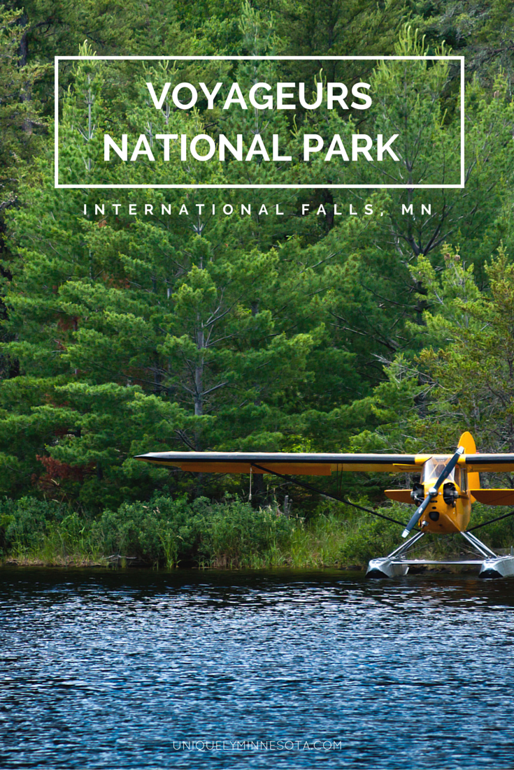 Minnesota S Voyageurs National Park Is The Nation S Only