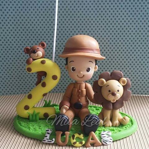 lembrancinha maternidade, aniversário,chá de bebe safari. Carregando zoom.
