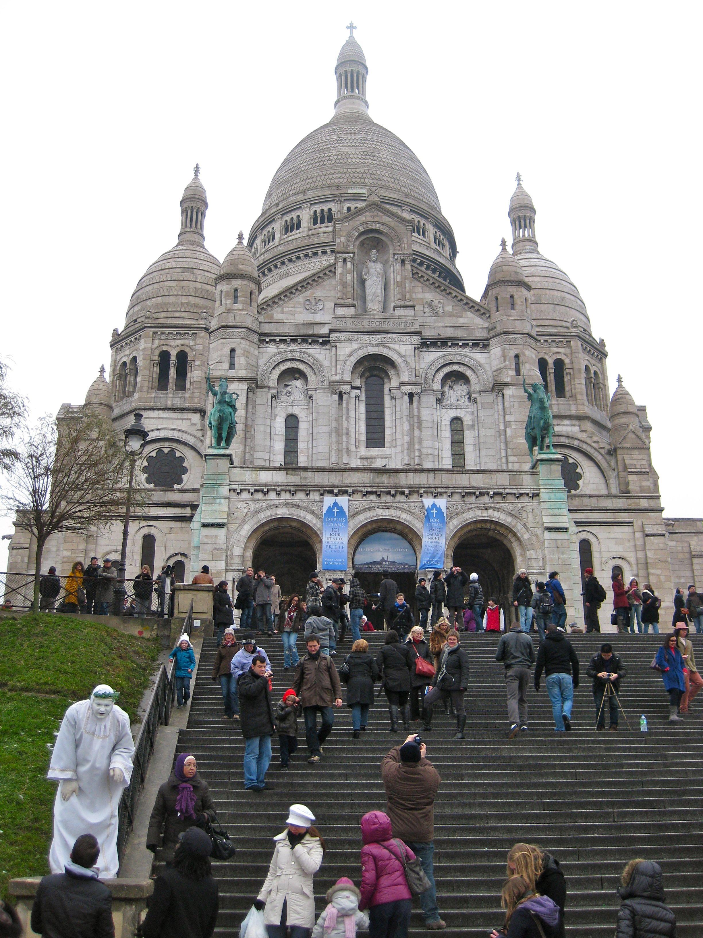 Sacred Heart in Paris