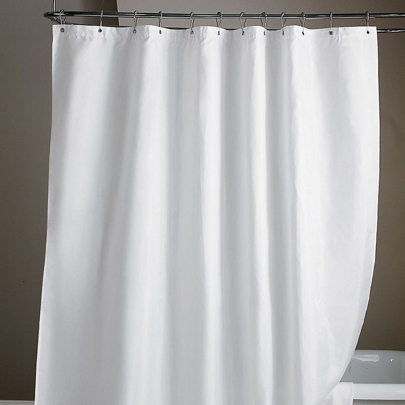 Fabric Shower Curtain Liner Fabric Shower Curtains Cotton