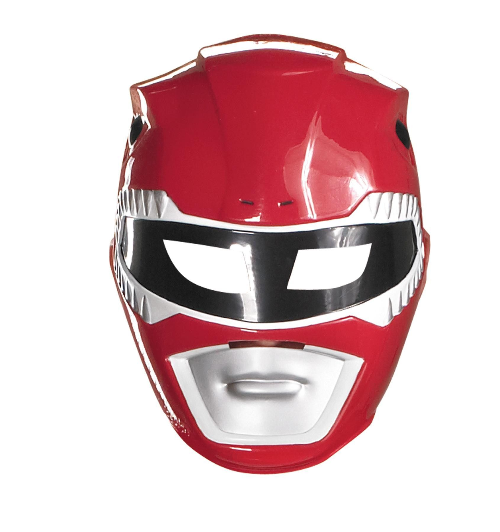 Red Ranger Mask Vacuform | Masking and Products