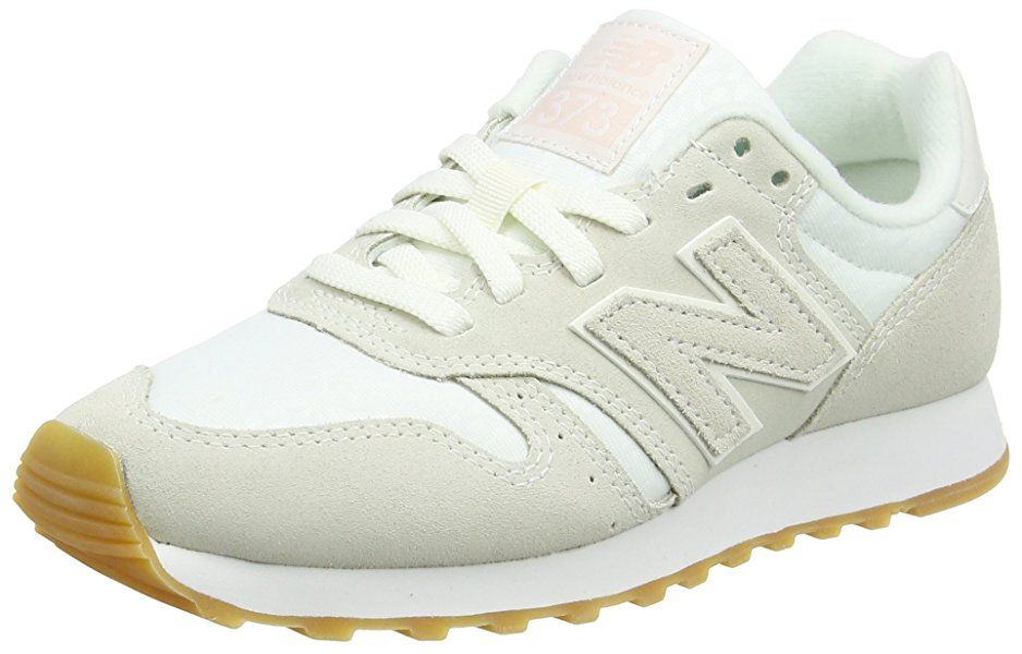 New Balance Damen Sneaker, Weiß (Cream), 39 EU (6 UK ...