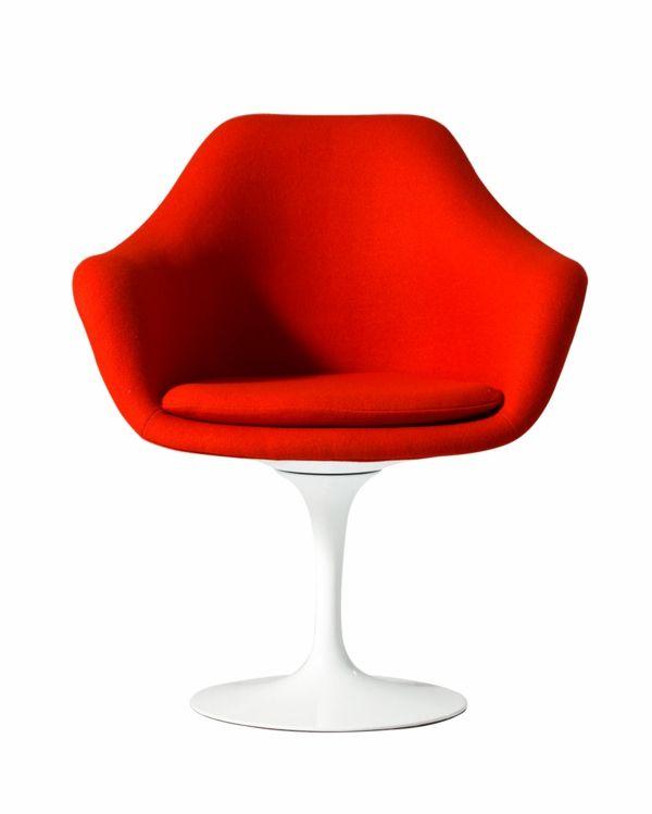 Une Fauteuil Design Rouge L Expression Des Ames Passionnees Archzine Fr Fauteuil Design Fauteuil Design