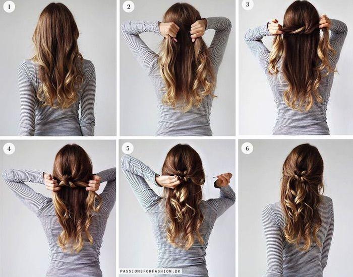 1001 Inspirierende Ideen Fur Einfache Frisuren Fur Den Alltag Mittellange Haare Frisuren Einfach Frisuren Lange Haare Alltag Einfache Frisuren Alltag
