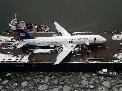Complete Time Lapse Video Of The Us Airways Flight 1549 Recovery That Crash Landed Into The Hudson River On January 15th 2009 Sully Aviation Historical Photos