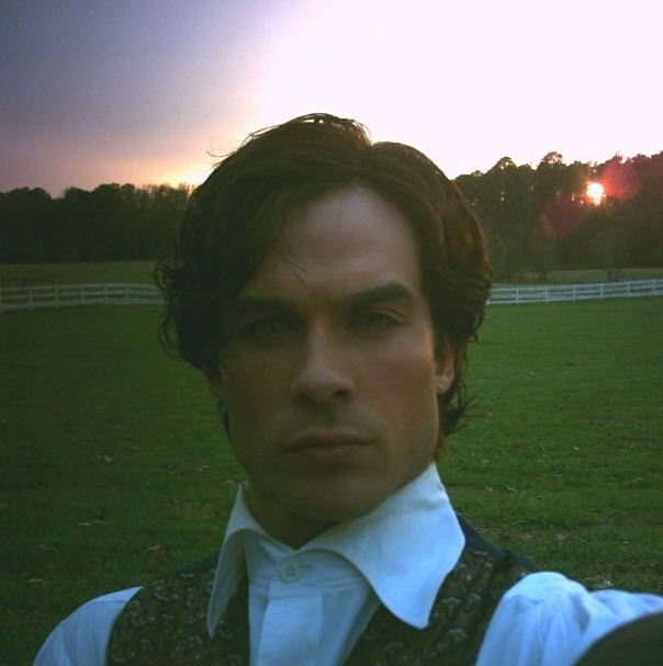Ian Somerhalder Posts Throwback Pic to Civil War Version of Damon Salvatore (PHOTO) http://sulia.com/channel/vampire-diaries/f/24535de3-722f-49ca-bf7d-a50f413d8c0d/?source=pin&action=share&btn=small&form_factor=desktop&pinner=54575851