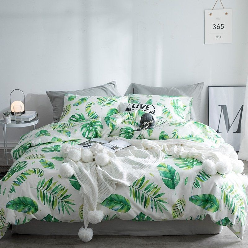 Fern Pattern Bedding Bedspread Bedroom Sets Bed Linen Inspiration Bedding Sets Bed Linens Luxury