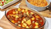 Photo of An Exquisite Dinner Menu With Juicy MeatballsThis menu is …..