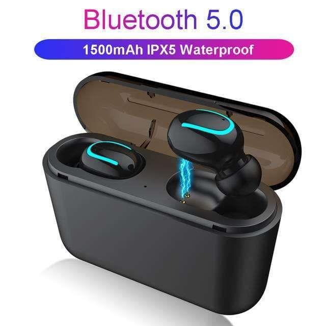 Bleutooth 5 0 Wireless Headphones Sport Earbuds Wireless In Ear Headphones