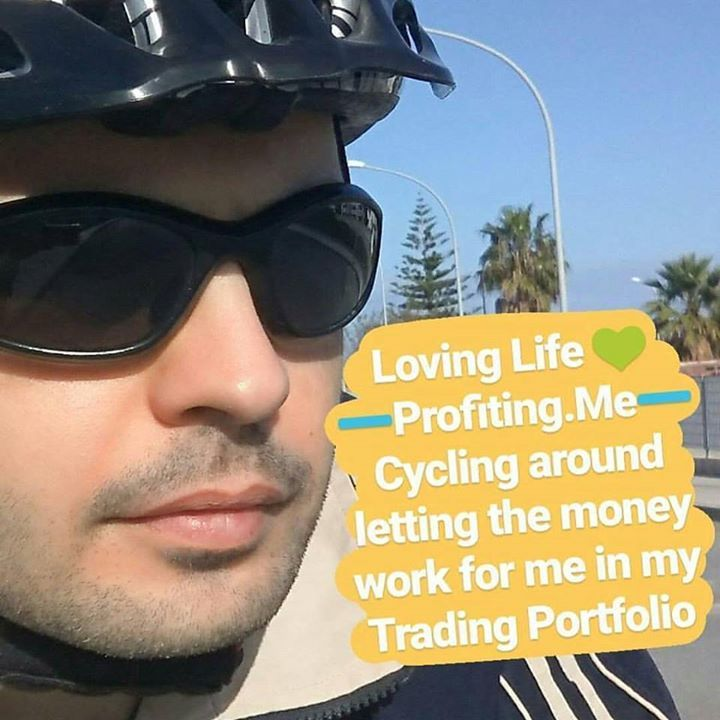 http://profiting.me Loving Life. Cycling around letting the money work for me in my Trading Portfolio. #GirolamoAloe LINK UP  I am a Trader of #ProfitingMe  #SupplyAndDemand #Trading  #ForexMentor #Trading #Indexes #Forex #Stocks #Commodities #PriceAction #WallStreet #Stockstrader #Forextrader #ForexTrading #ForexLifestyle #ForeignExchange #TraderLifestyle #StockMarket #ForexMarket #ForexLife #ForexSignals #TechnicalAnalysis #CurrencyTrader #CurrencyAnalyst #SwingTrading #SwingTrader…