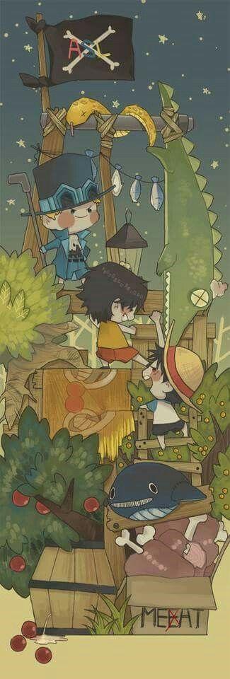 Doujinshi One Piece
