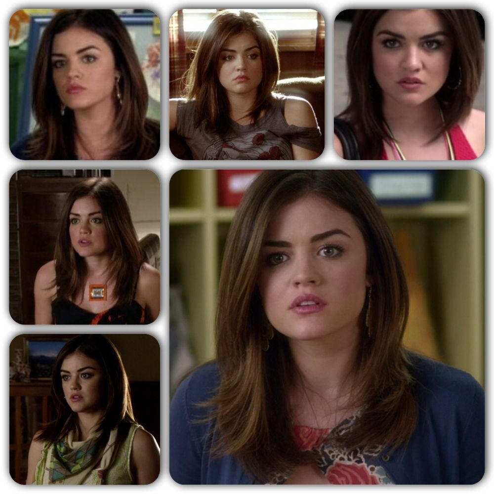 aria from pretty little liars short hairstyle(s).(:   hairstyles
