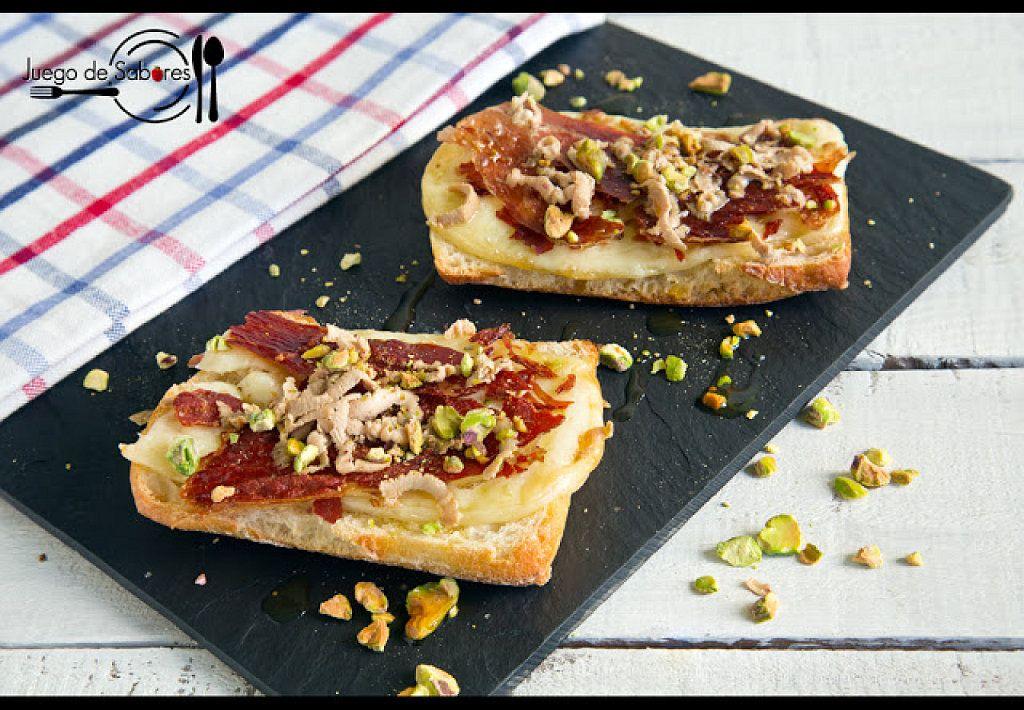 Recetas de picoteo f ciles y r pidas para cenas y comidas for Tapas sencillas y rapidas