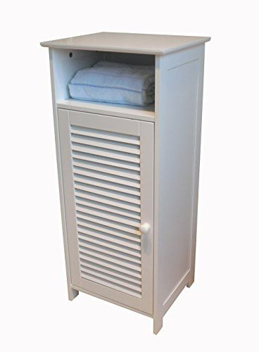 50 14 W X 11 8 D X 32 4 H One Shelf Cabinet Door Styles Clever Bathroom Storage Cabinet Doors