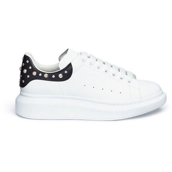 Men's Platform Leather Sneakers UMXH8cU