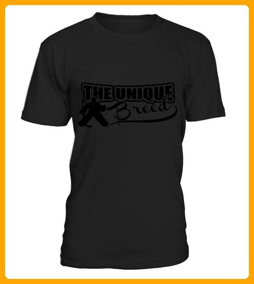 The Unique Breed hockey goalies Womens TShirts - Tischtennis shirts  ( Partner-Link) ed12a9a76