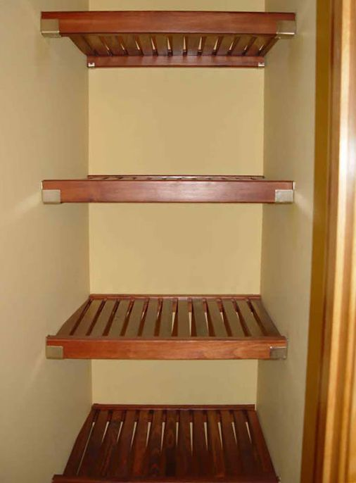 built in linen closet google search bathroom Closet Shelf Bathroom Shelves