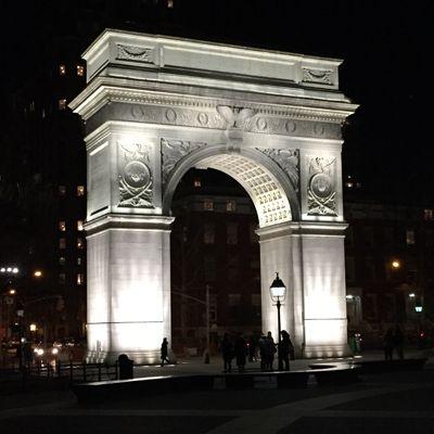 #SouthCarolinaPrimary #NewYorkCity #Manhattan #WashingtonSquarePark #WashingtonSquareArch #BriceDailyPhoto