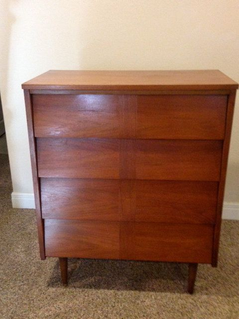 dresser chic copy elm midcentury cat drawer west century pin mid