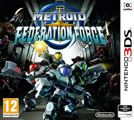 Metroid Prime Federation Force Rom 3ds Eur Usa Cia Region