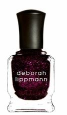 Deborah Lippmann (Bad Romance)...just tried this color.  REALLY fun! So much depth you can't see when it's in the bottle.