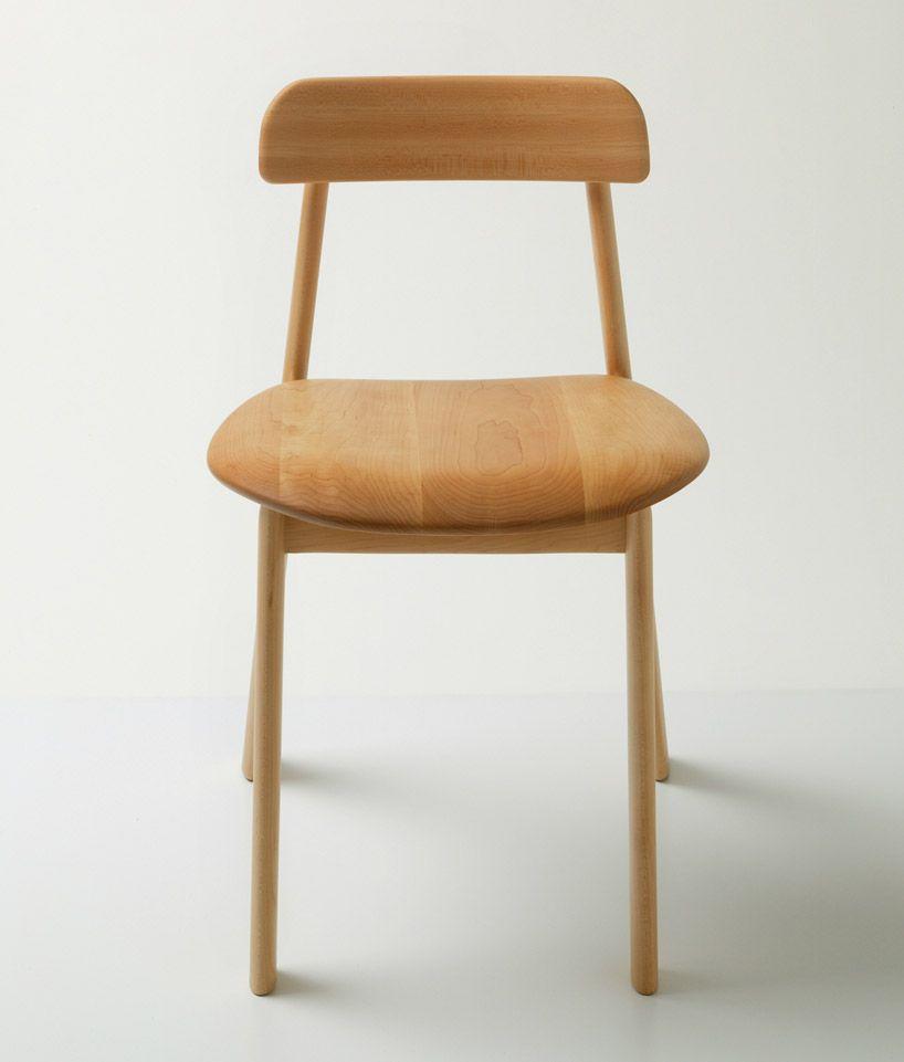Bambi Chair By Hisakazu Shimizu And Eizo Okada Of S O Design