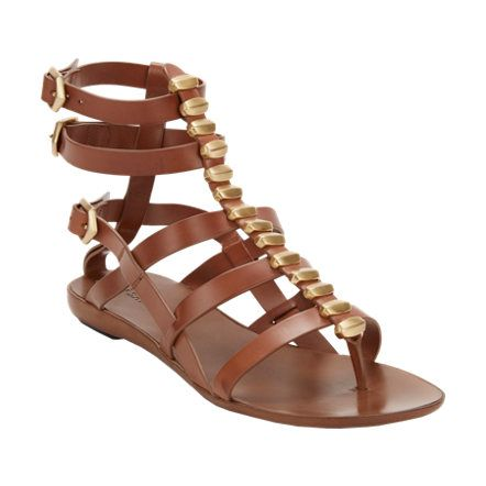 d1f3a6da1d2 Sartore Studded Flat Gladiator Sandals at Barneys.com