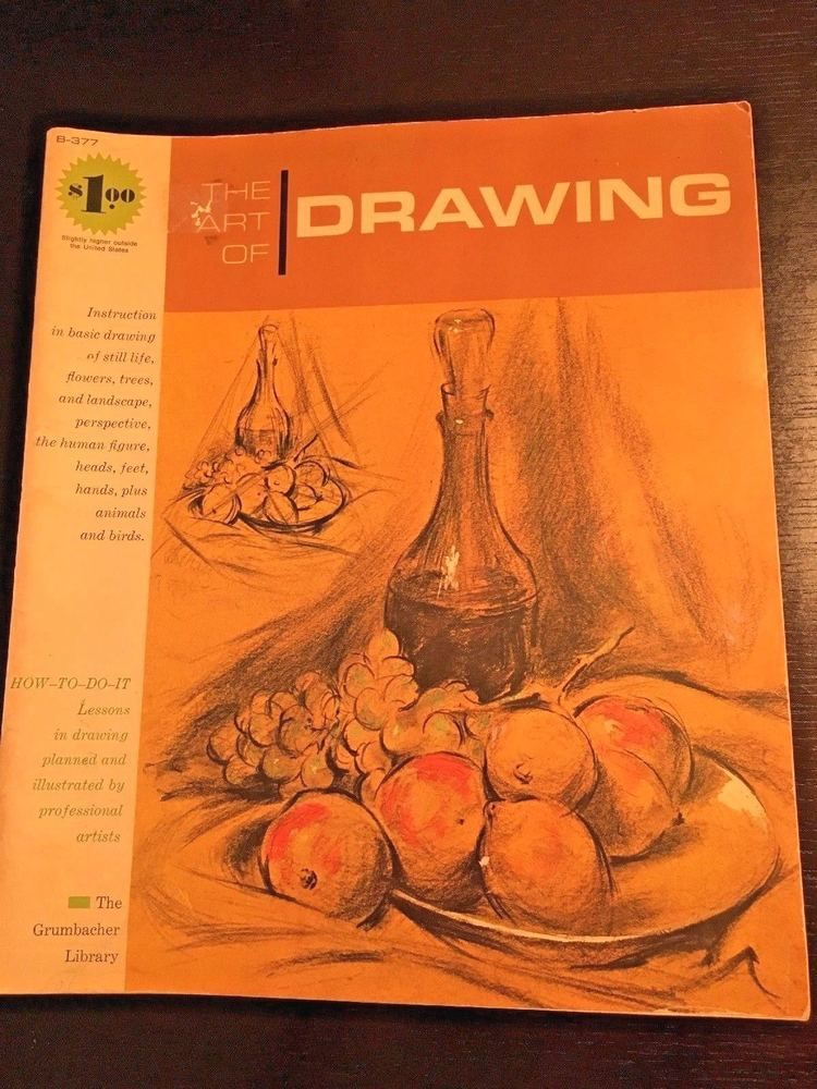 The Art Of Drawing Animals The Grumbacher Library