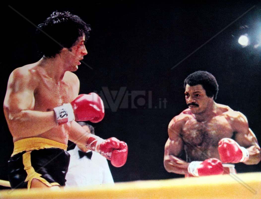Rocky II /> Rocky Balboa VS Apollo Creed Print//Poster /> 2