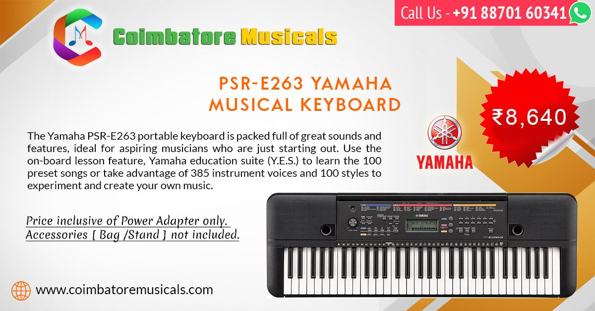 Pin by Coimbatore Musicals on Keyboard Coimbatore Musicals