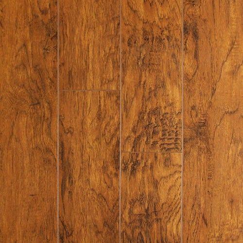 Harvest Gold 12mm Laminate Flooring. Easy DIY Installation