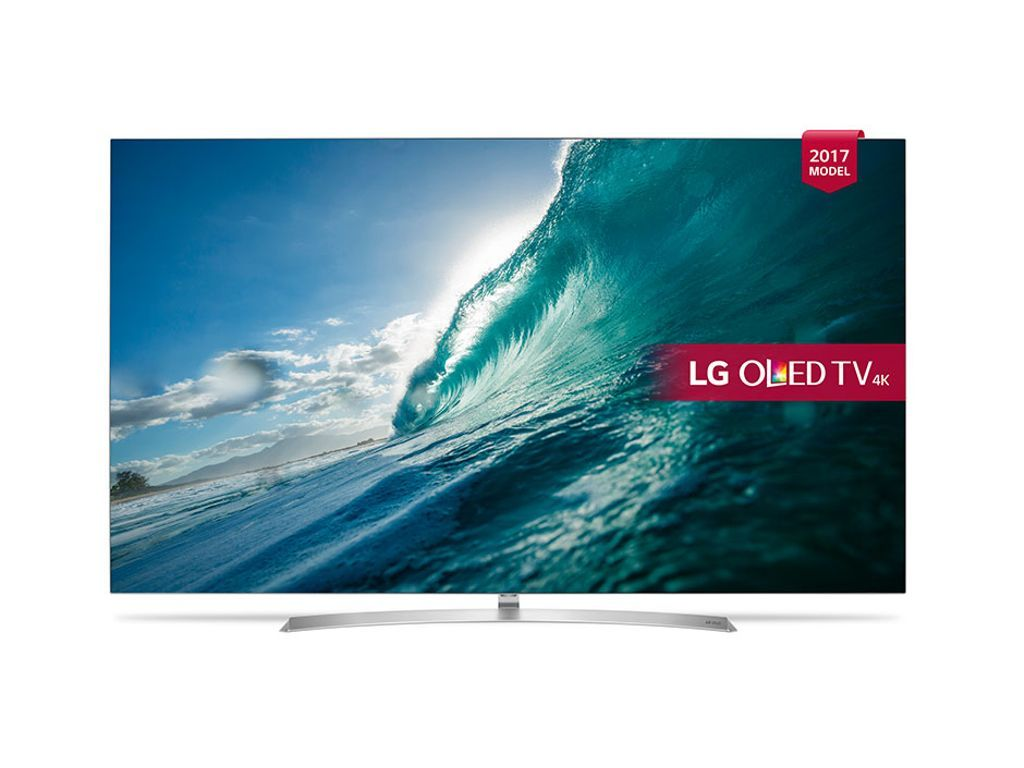 Test Loewe Bild 7 55 Oled I Luksusklaer Televisie