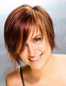cute short cut for fine hair