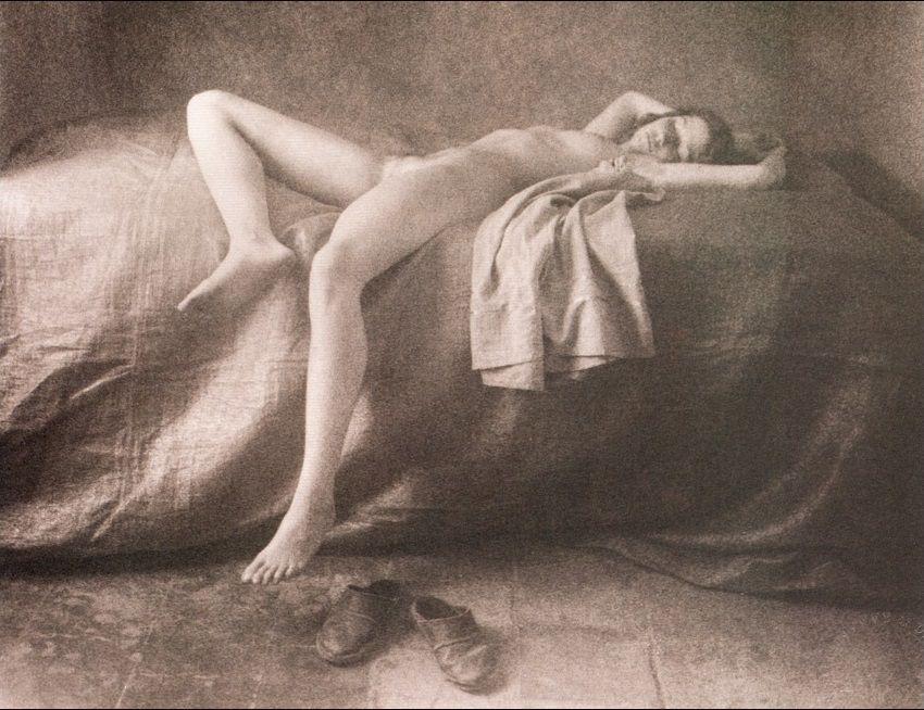 david hamilton fotografias nude girl
