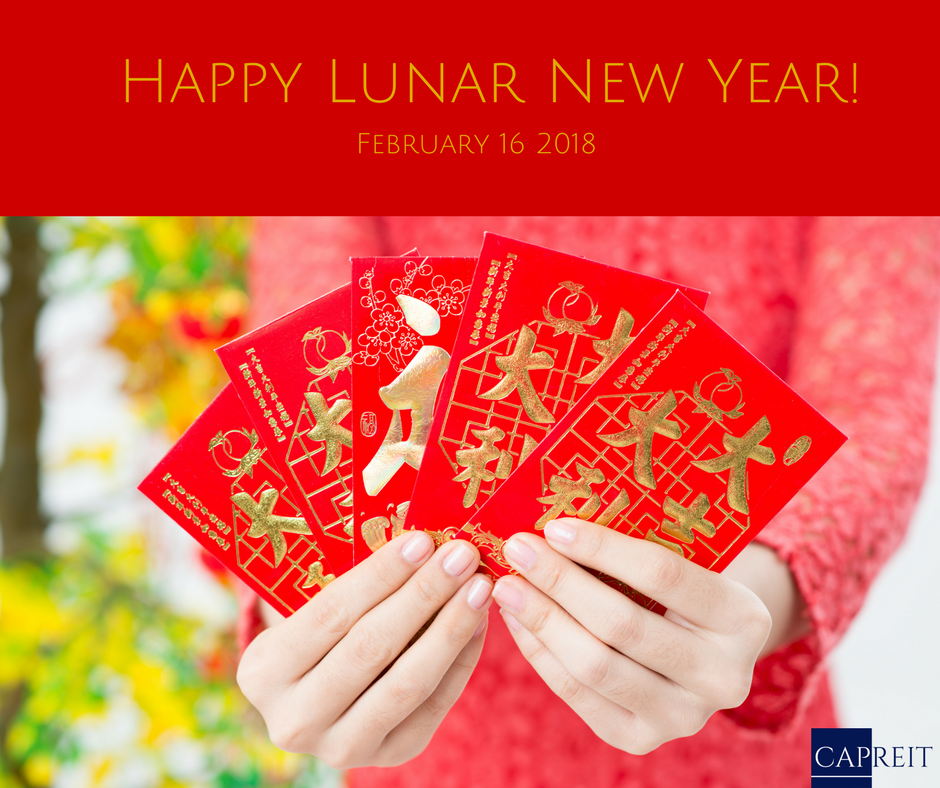Happy Lunar New Year! Good Fortune According To Your