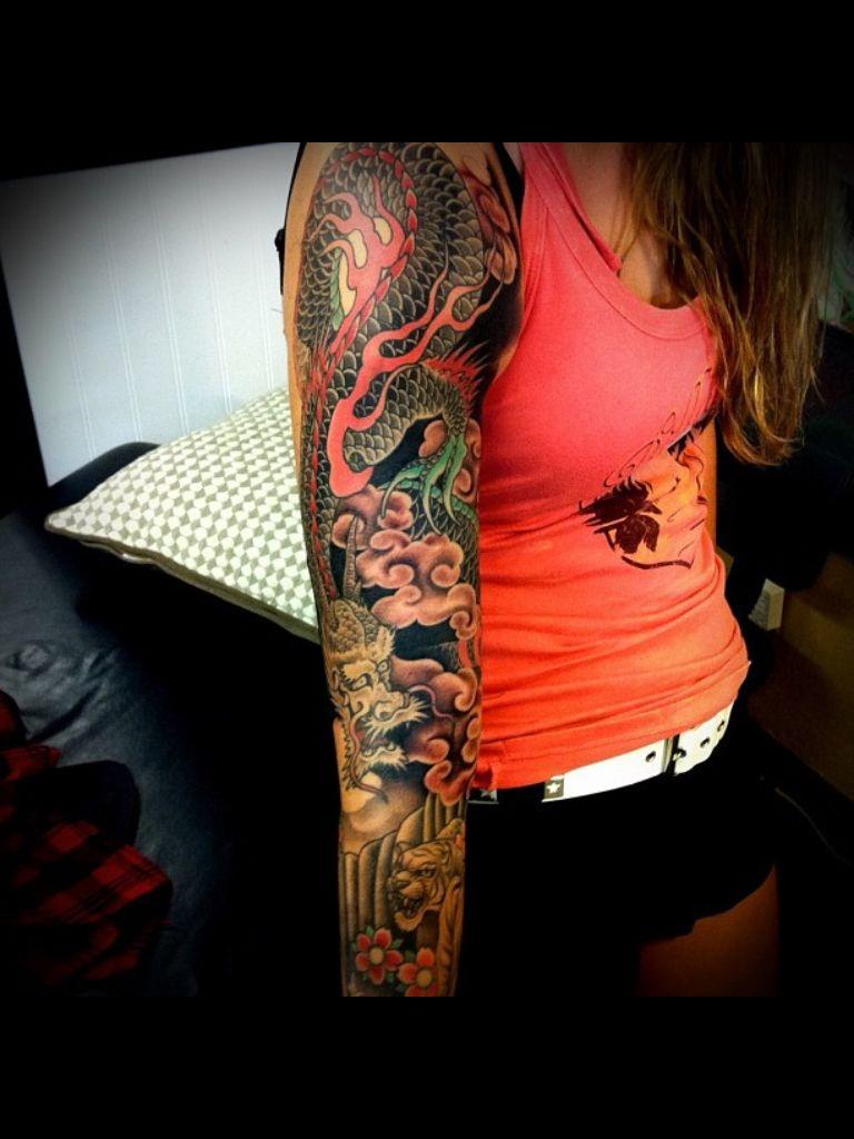 Japanese tattoo phoenix dragon tattoo pinterest japanese