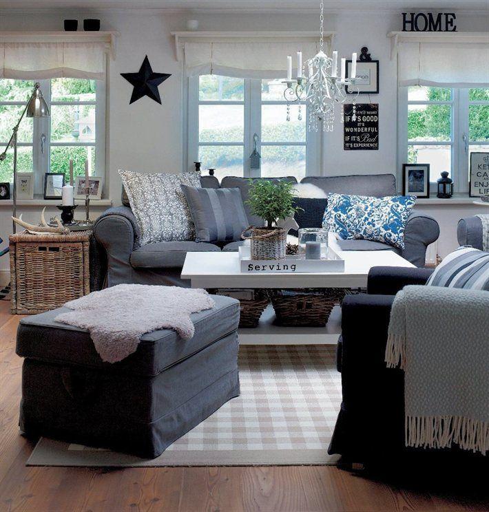 magazine ikea r ve de deco salon. Black Bedroom Furniture Sets. Home Design Ideas