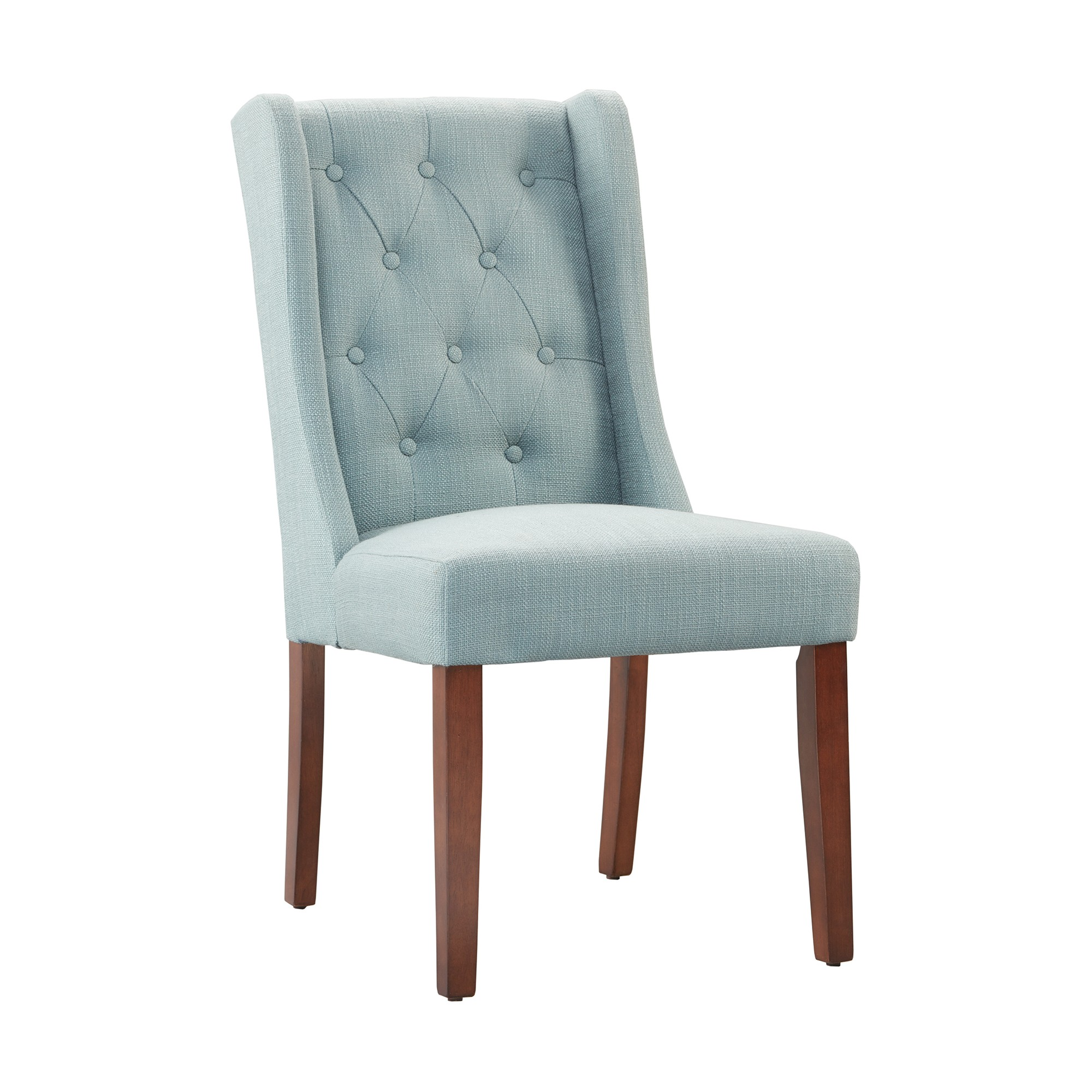 Islia Dining Chair  Slate Blue (Set Of 2)