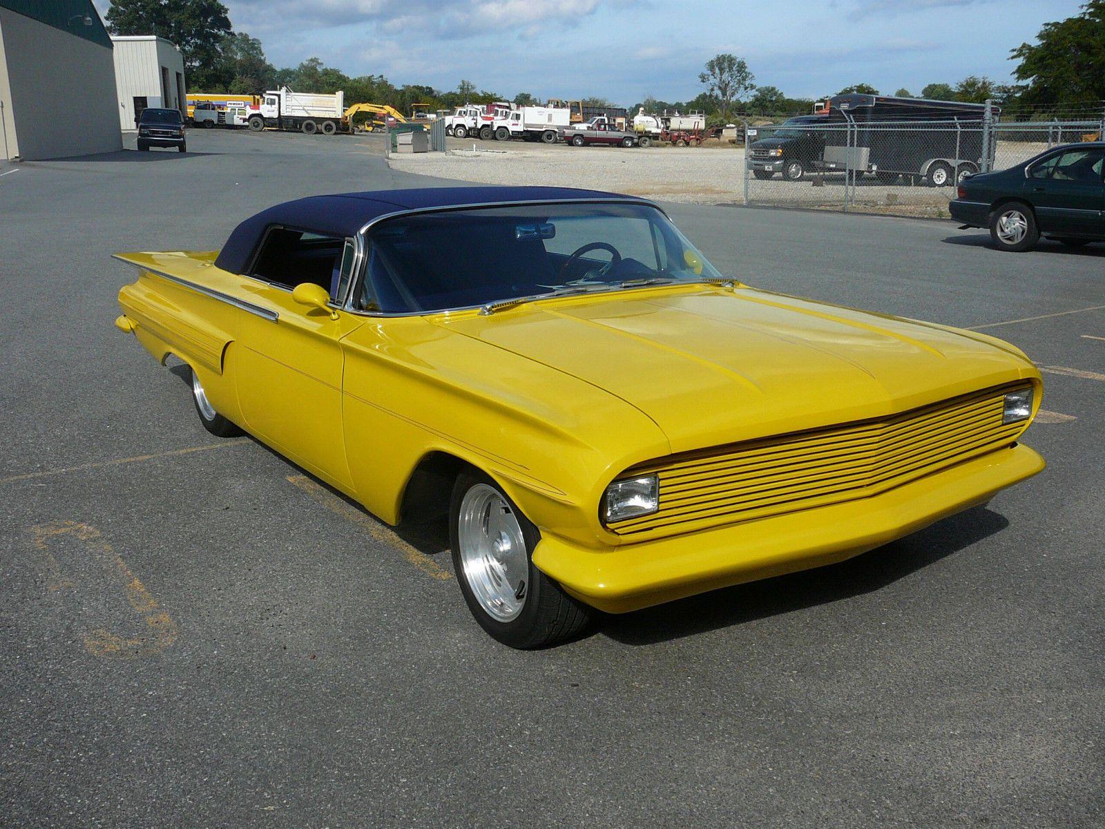 1960 chevrolet impala 2 door