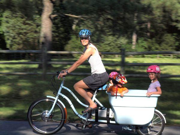 Yuba Mundo Child Seat Bike Seats For The Yuba Mundo Family Bike