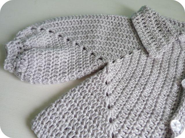 Ravelry: little-bird\'s Crochet hexagon sweater   crochet   Pinterest ...