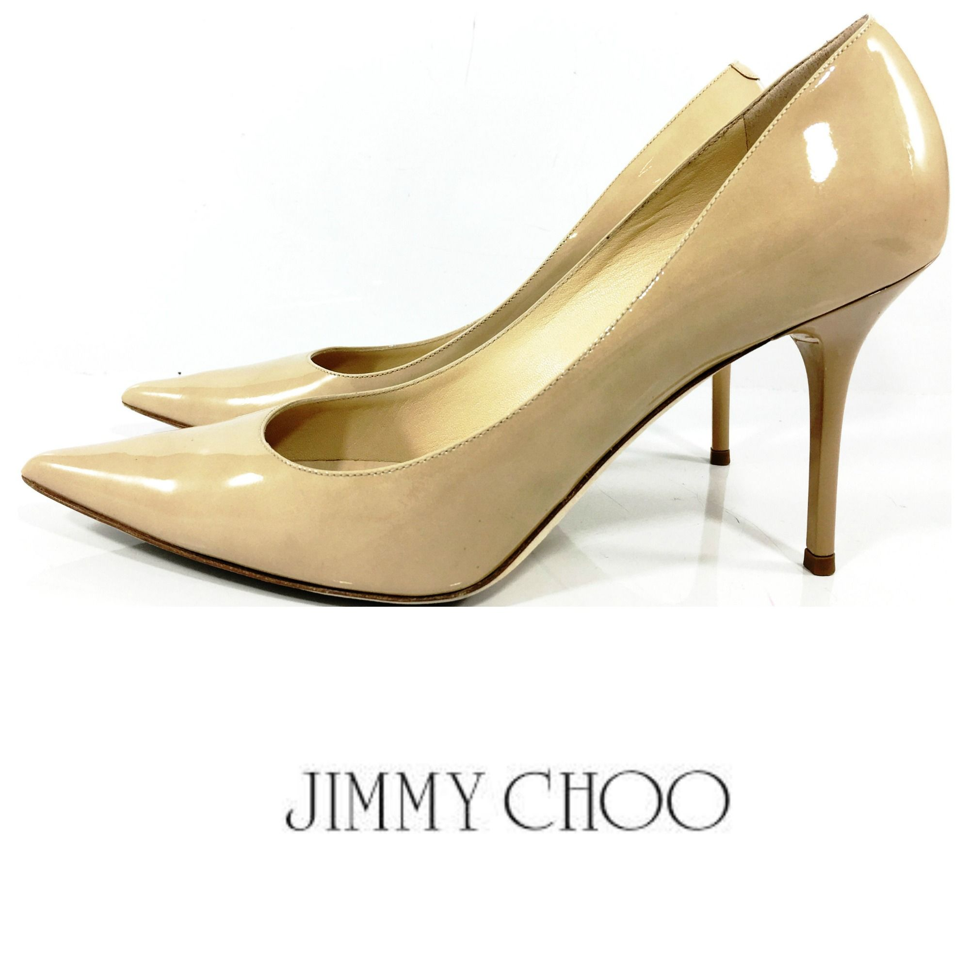 2ff3cdd40049a Can never go wrong with classic nude  nashville  consignment  flipnashville  Featured items  Jimmy Choo heels (IT 38)  278