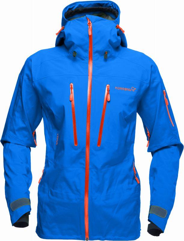 Lofoten Gore-Tex Pro Shell skijakke, dame