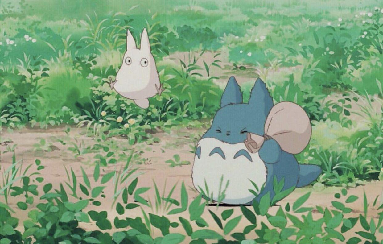 𝗶𝗻𝟬𝗿𝗴𝗮𝗻𝗶𝗰 Studio ghibli art, Ghibli art